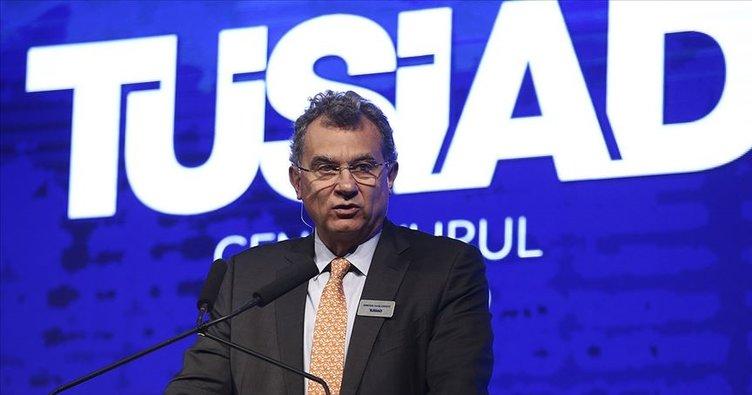 TÜSİAD Başkanı Kaslowski'den 'Reform Görüşmeleri' açıklaması