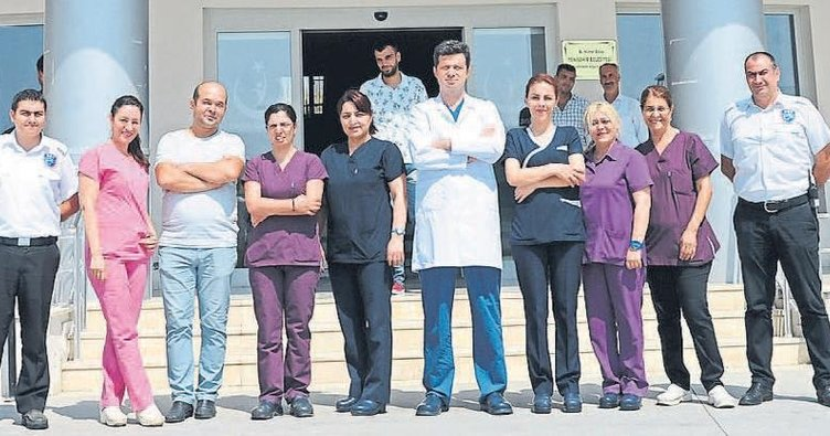 Bir yılda 4 bin hasta tedavi edildi