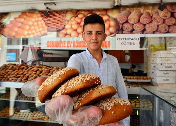 Ramazan Bayramı'nın geleneksel lezzeti: Kömbe