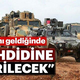 MSB'den YPG açıklaması