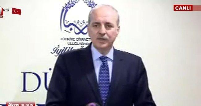 Başbakan Yardımcısı Numan Kurtulmuş'tan kritik dolar açıklaması