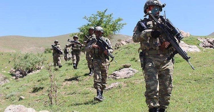 Hatay'da 4 terörist öldürüldü