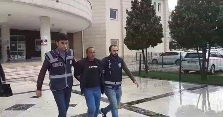 Şanlıurfa'da, 21 yıl hapis cezasıyla aranan şüpheli mağarada yakalandı