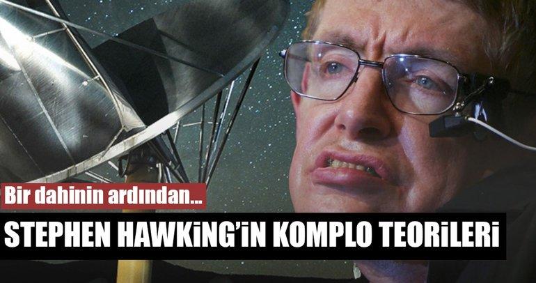 Stephen Hawking'in bilime kazandırdığı yenilikler