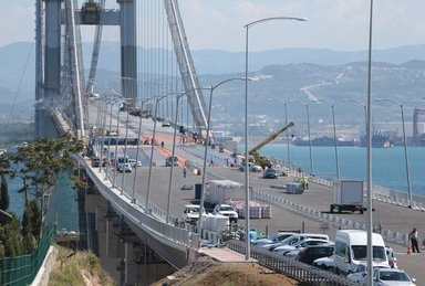 Osmangazi Köprüsü açılmadan 90 TL'ye indi