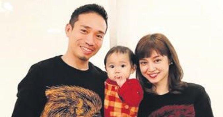 Nagatomo'dan bebek sevinci
