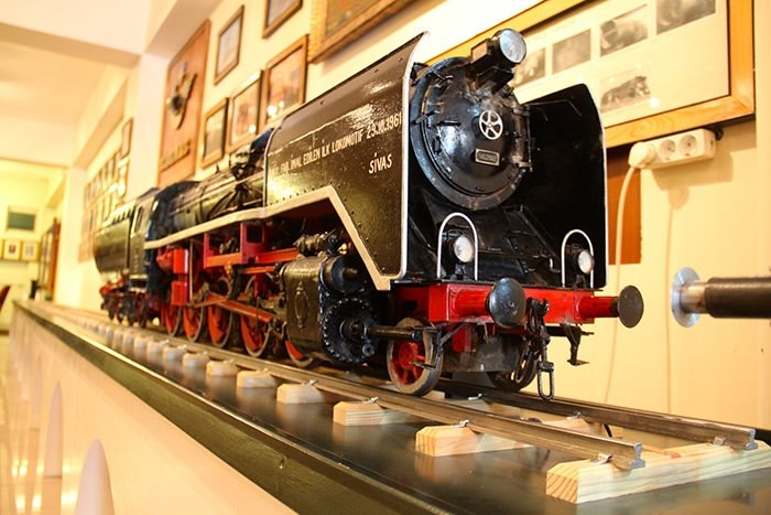 Demiryollarının nostaljik tarihi bu müzede