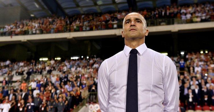 Roberto Martinez 2 yıl daha Belçika Milli Takımı'nda