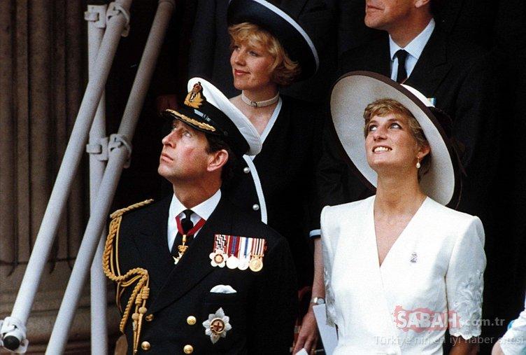 Prenses Diana'nın son görüntüleri ortaya çıktı! İşte Prenses Diana'nın sır gibi ölümü