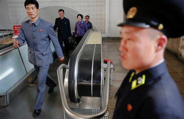 Gözlerin çevrildiği ülke Kuzey Kore