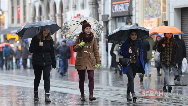 Son dakika: Meteoroloji Uzmanı Dr. Deniz Demirhan sabah.com.tr'ye açıkladı! İstanbul için flaş uyarı