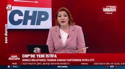 CHP'de bir milletvekili daha istifa etti