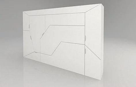 Kutu gibi mobilyalar!
