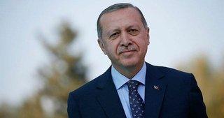 Başkan Ramazan'ı tebrik etti