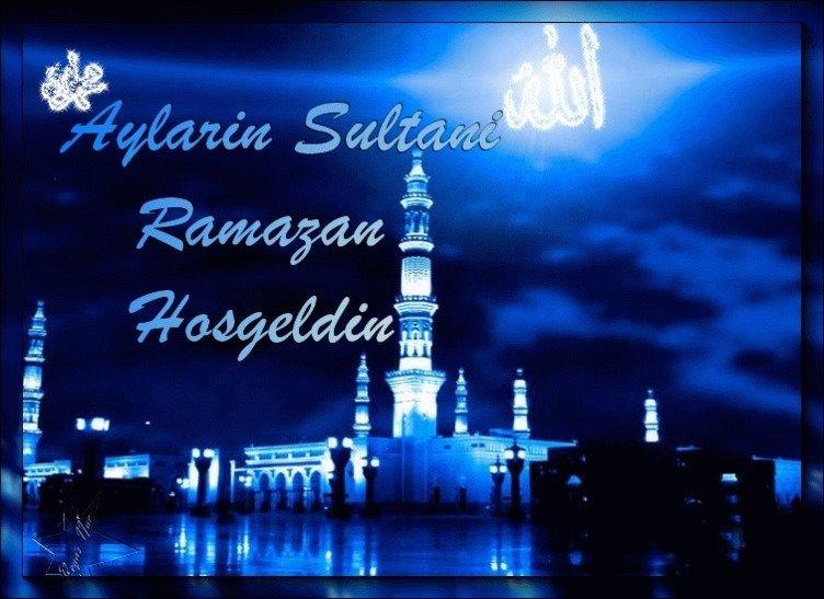 Hoş geldin Ya Şehri Ramazan mesajları ve sözleri! 2020 Resimli Ramazan ayı ile ilgili en güzel mesajları ve sözleri