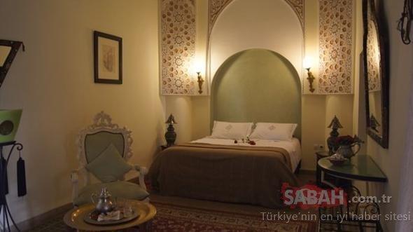 Dünyanın en iyi otelleri ve tatil köyleri
