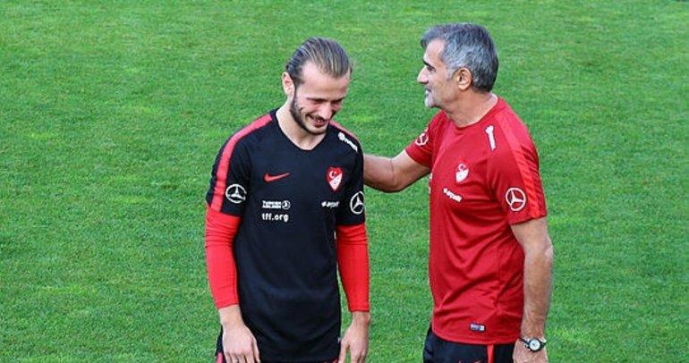 Trabzonspor'da Abdulkadir Parmak'ın sağlık durumu