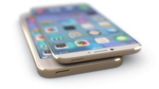 iPhone 6'nın muhtemel iskeleti