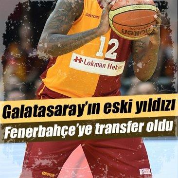 Galatasaray'ın eski yıldızı Fenerbahçe'de