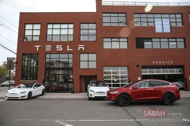 Alman otomobil üreticilerinden Tesla'ya karşı hamle