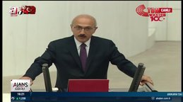 Son Dakika! Hazine ve Maliye Bakanı Lütfi Elvan TBMM'de yemin ederek göreve başladı | Video