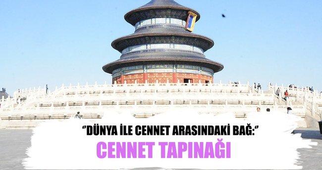 Cennet yuvarlak, dünya kare: Cennet Tapınağı