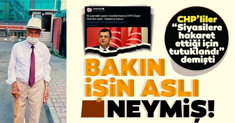 CHP'nin 'Yazar Tutuklandı' iddiasına yalanlama!
