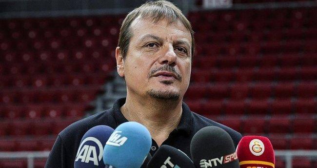 Ergin Ataman: İyi transferler yaptık