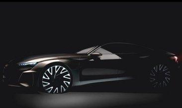 Audi, e-Tron GT için tarih verdi
