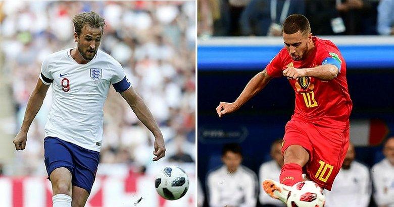 Dünya Kupası'nda üçüncü belli oluyor