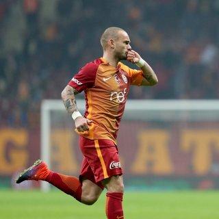Son dakika transfer açıklaması! Wesley Sneijder ve Galatasaray...