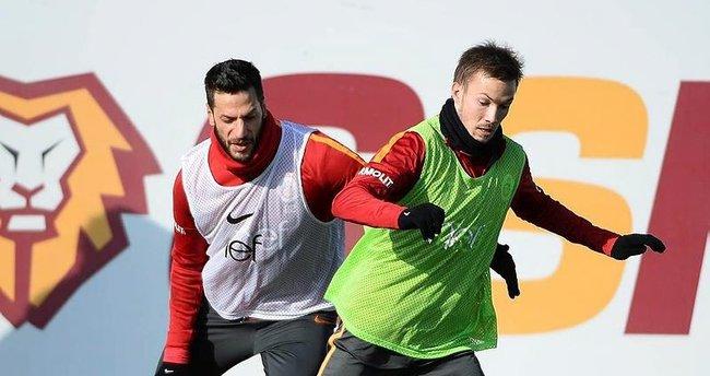 Galatasaray, Kasımpaşa mesaisine başladı