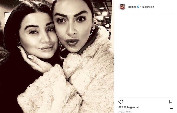 Ünlülerin Instagram paylaşımları (09.02.2018)