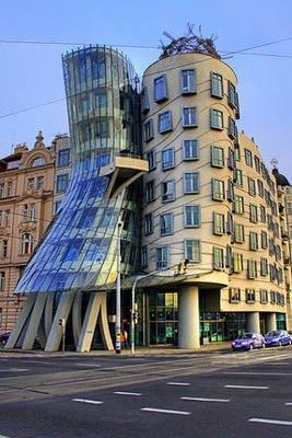Dünyanın en ilginç binaları