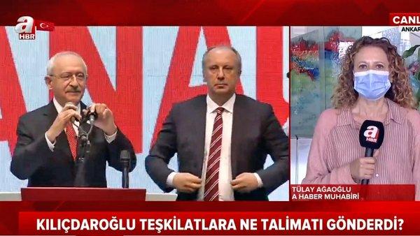 Son Dakika | CHP'li Muharrem İnce disipline verilecek mi? Kemal Kılıçdaroğlu teşkilatlara ne talimatı gönderdi? | Video