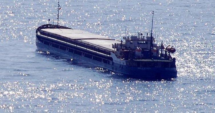 Anlaşma sonrası ilk gemi Rusya'dan Türkiye'ye yola çıktı!