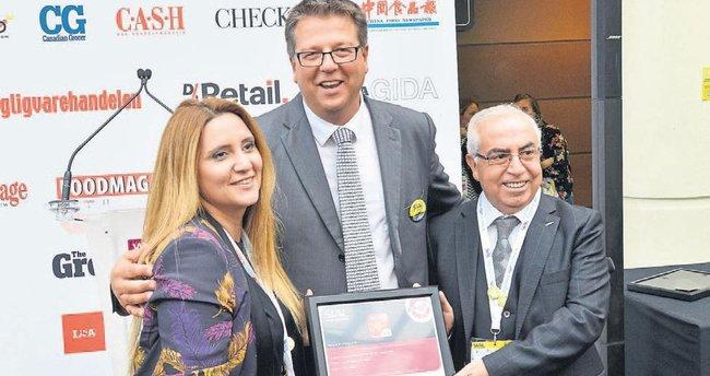Arbella Makarna 'Ülke Ödülü' aldı