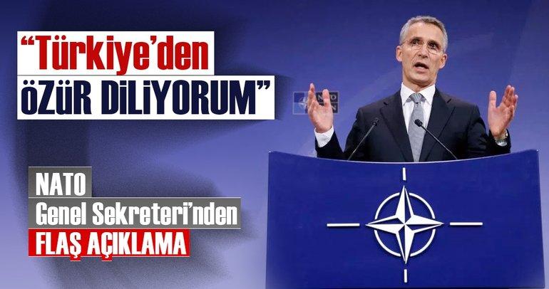 Son Dakika Haberi: NATO Türkiye'den özür diledi