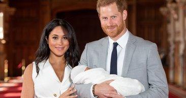 Kraliyet gelini yeni doğum yapmıştı! Prens Harry ve Meghan Markle hakkında şoke eden bir iddia ortaya atıldı