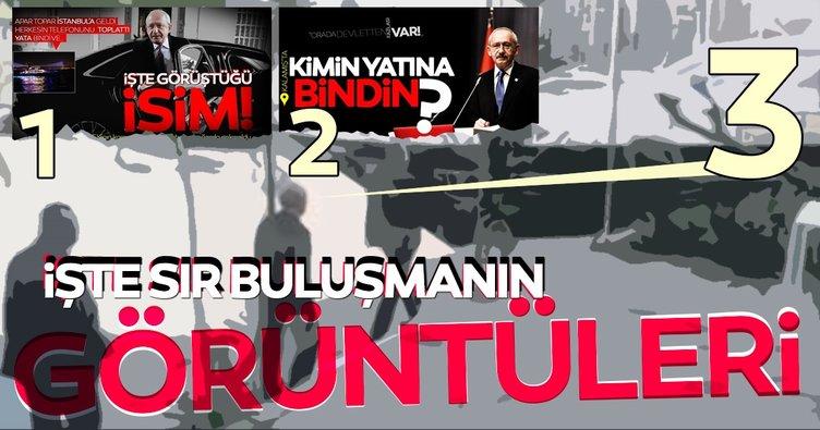 Kemal Kılıçdaroğlu'nun sır yat görüşmesinin fotoğrafları ortaya çıktı
