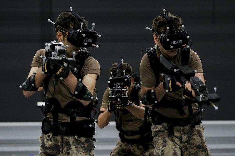 Dünyada sadece 3 ülkede kullanılıyor! Özel Harekat Polisleri böyle eğitim görüyor