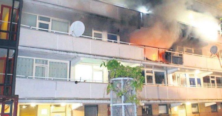 İki yangında üç kişi öldü