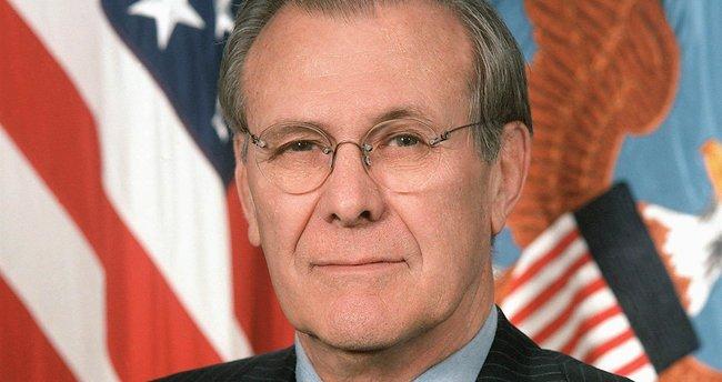Afganistan ve Irak'ın işgalinde rol alan ABD'nin eski Savunma Bakanı Donald Rumsfeld öldü