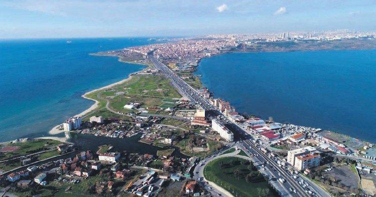 Kanal İstanbul'da temel 26 Haziran'da atılacak