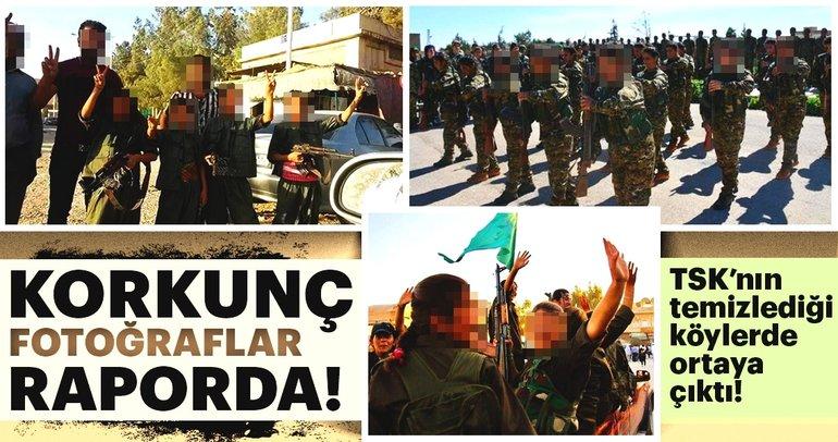 Çocuk katili YPG