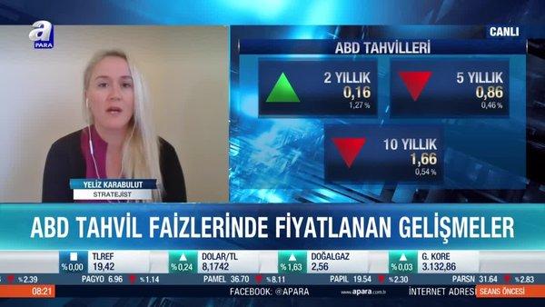 Stratejist Yeliz Karabulut: İyi veriler piyasalar tarafından olumsuz olarak algılanabilir