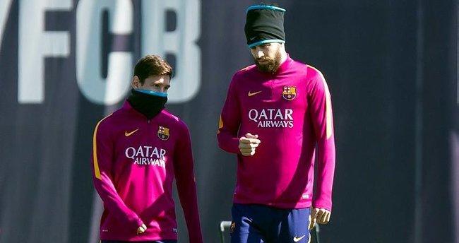 Pique: Messi bırakınca ailemiz vefat edecek