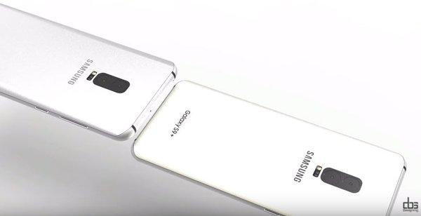 Samsung Galaxy S9'u yakından gördünüz mü?