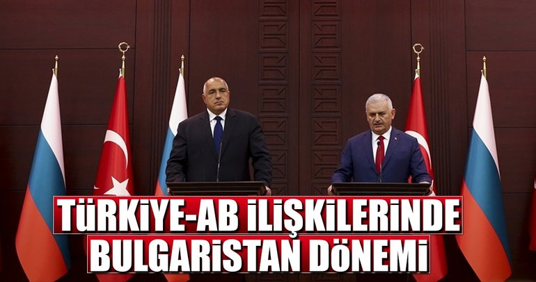 AB-Türkiye ilişkilerinde Bulgaristan dönemi