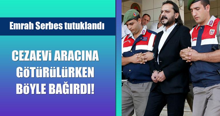 Son Dakika Haberi! Emrah Serbes'ten şok mesaj... Tutuklandı!